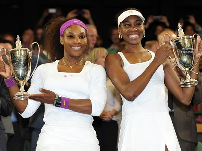Russian Tennis Federation chief punished for slur against Serena and Venus Williams