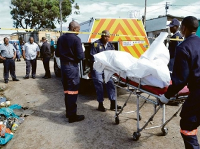 Nine men beaten to death by angry residents in South Africa