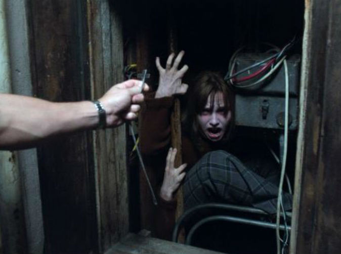 Man dies while watching The Conjuring 2 and body goes missing