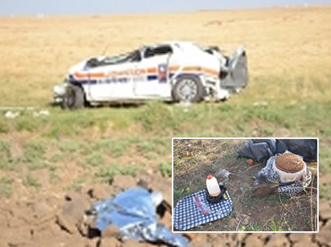 Traditional healer accused of causing deadly car crash