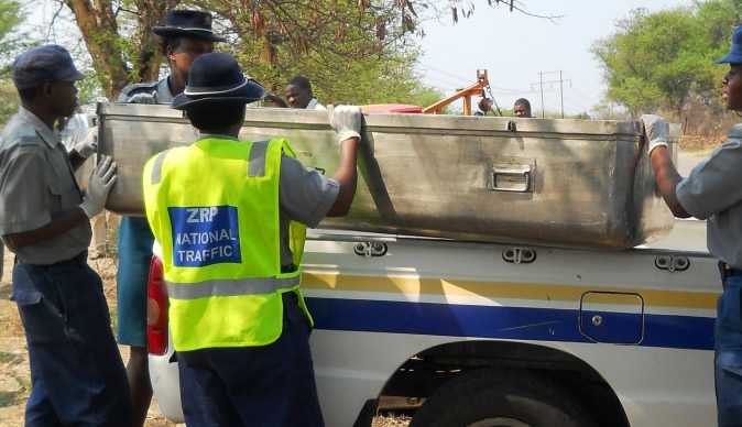 Midlands State University student killed in a freak accident