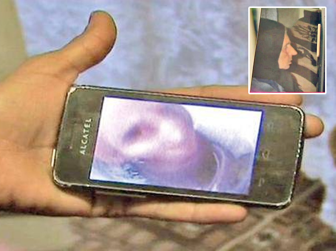 Woman 'receives selfie from grandmother's ghost'
