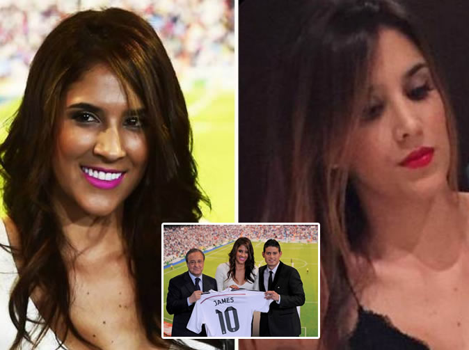 Footballer's wife 'has plastic surgery after fans call her ugly'