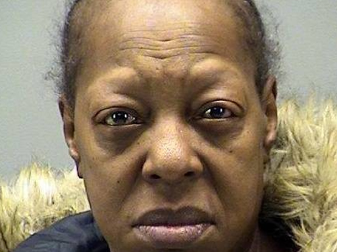 Mum stabs son over meat