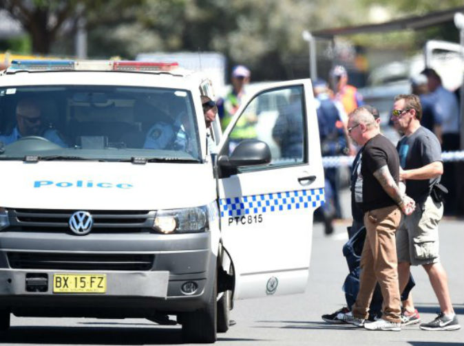 One killed and two wounded in Australia shooting