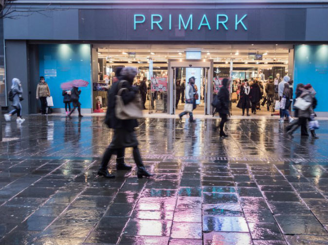Two teenage girls arrested after toddler is abducted from Primark