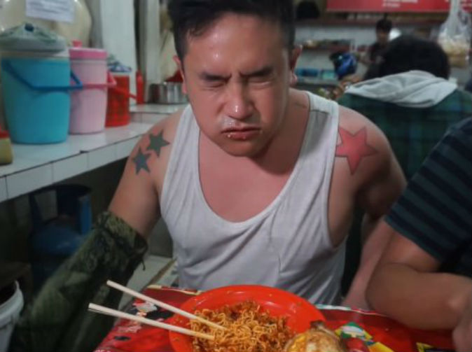 Man goes deaf after eating world's hottest noodles