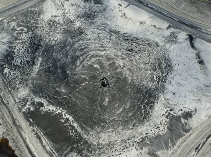 Sinkhole leaks radioactive waste into US drinking water