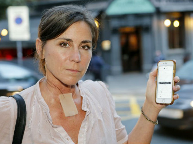 Throat cancer survivor 'dragged out of Uber because she couldn't talk properly'