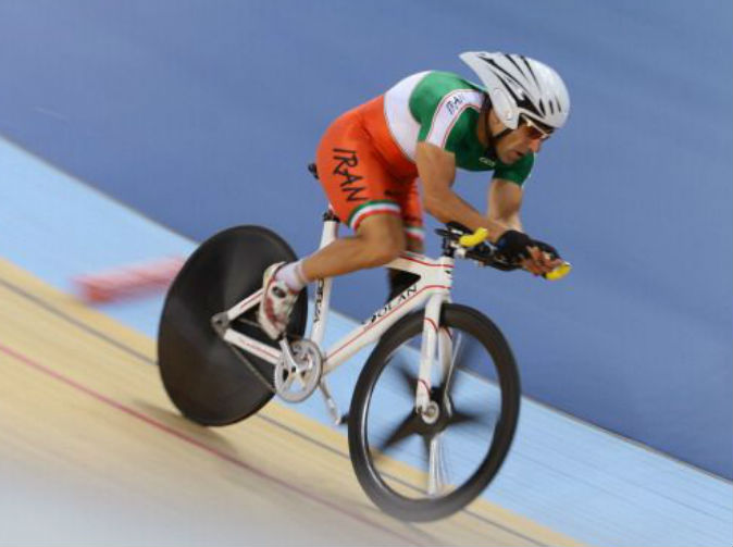 Iranian cyclist dies during competition at Rio Paralympics