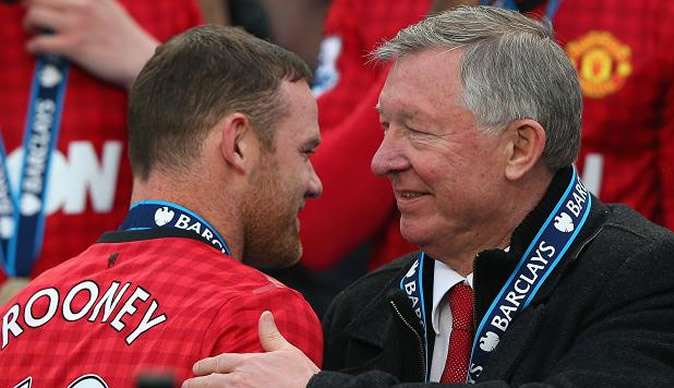 Fergie axes Wayne after new transfer request