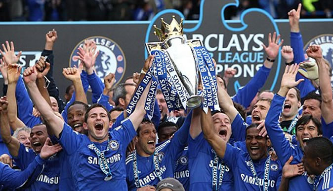 'Chelsea will win Premier League' says computer