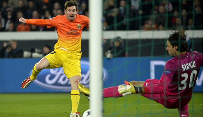 Barcelona worried about Messi