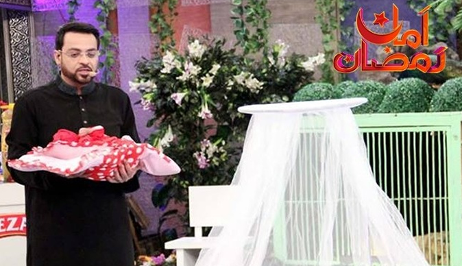 Game show gives away babies as prizes