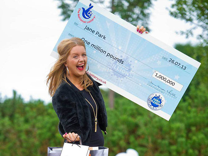 Euromillions winner wants to sue Lotto for 'ruining her life'