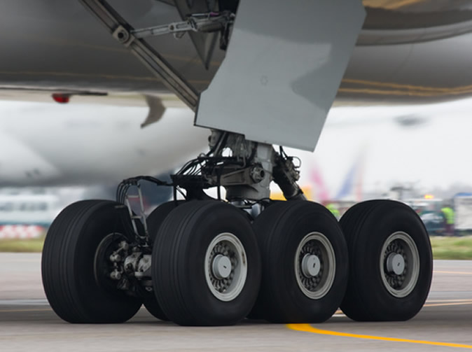 Boy survives 5 hour trip in wheel well of flight
