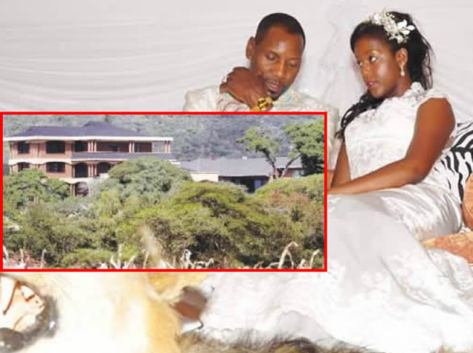 Bona Mugabe 'gets multi-million dollar mansion'