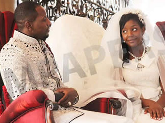 Bona Mugabe opens up about husband Simba Chikore
