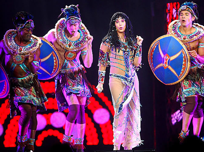 Cher being sued for racial discrimination