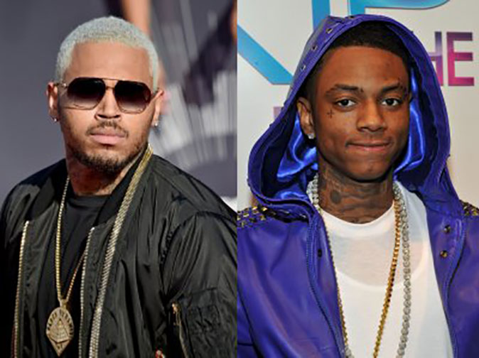 Chris Brown and Soulja Boy boxing match 'cancelled'