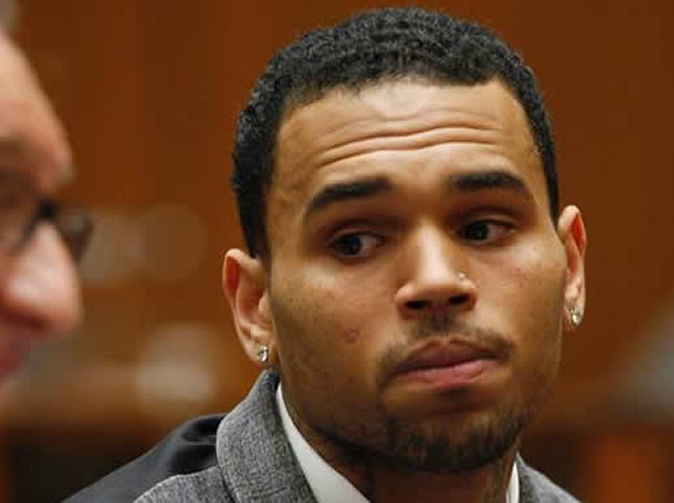 Chris Brown behaviour linked to 'untreated mental health disorder'