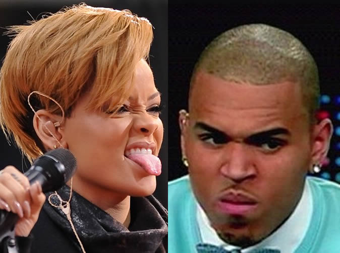 Chris Brown reacts to Rihanna burning his love letter