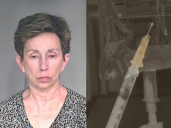 Woman tries to kill husband with poo