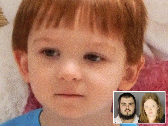 Couple torture toddler to death