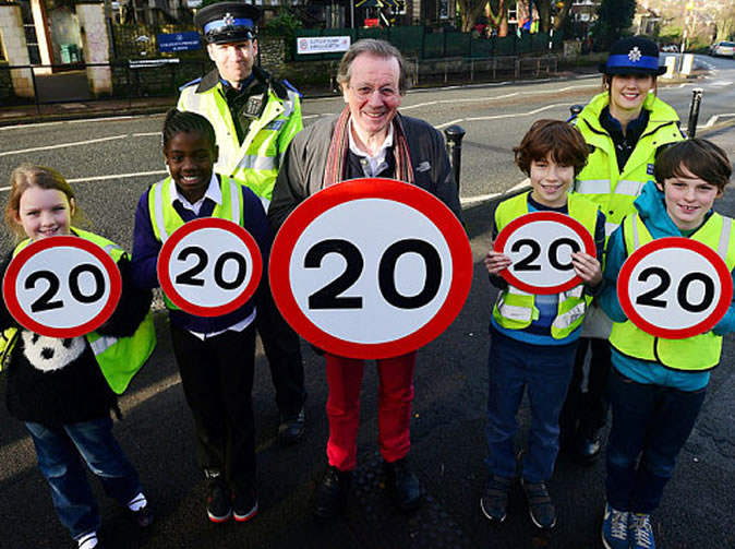 Mayor who imposed 20mph speed limit in city caught speeding