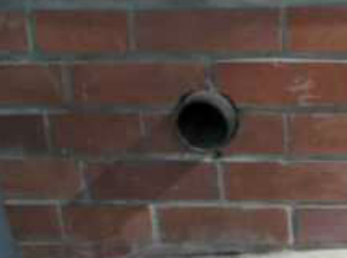 Man caught having sex with drainpipe outside stranger's home
