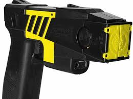 Undressed man runs at cop, gets tasered in the privates