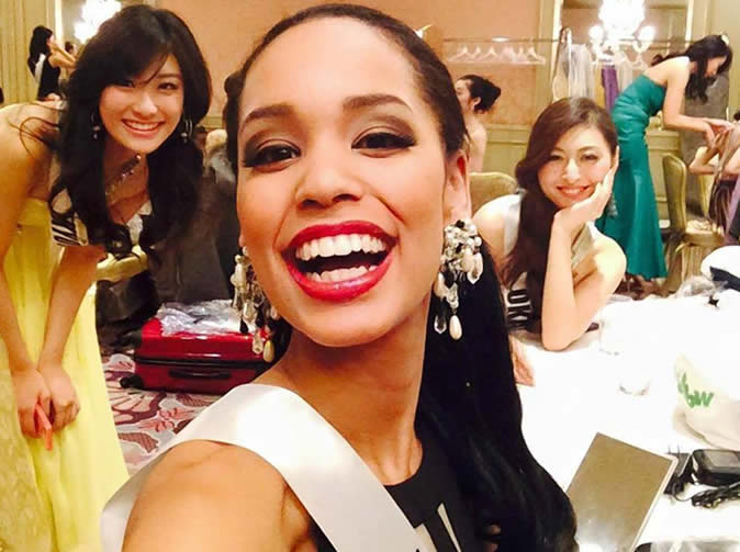 Miss Universe Japan blasted for having 'too much black blood in her to be Japanese'