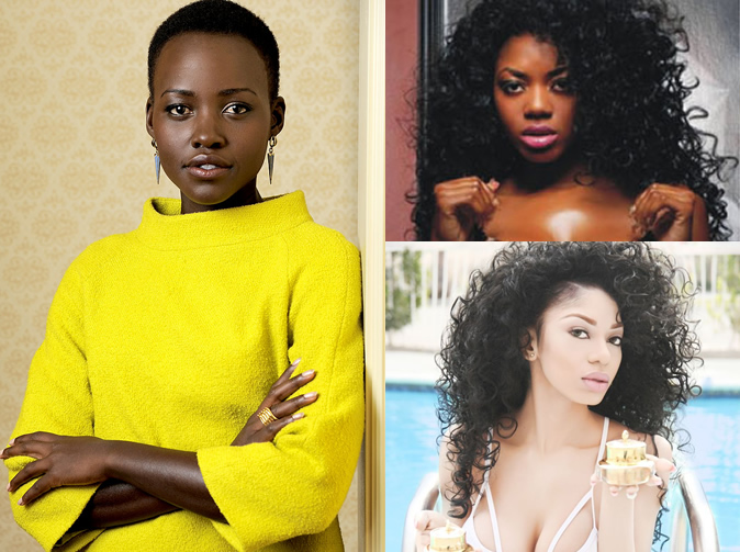 Pop star who sells skin whitening cream has harsh words for Lupita Nyong'o