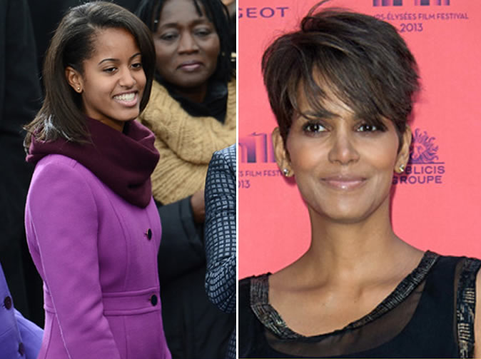 Malia Obama working on Halle Berry's upcoming TV series