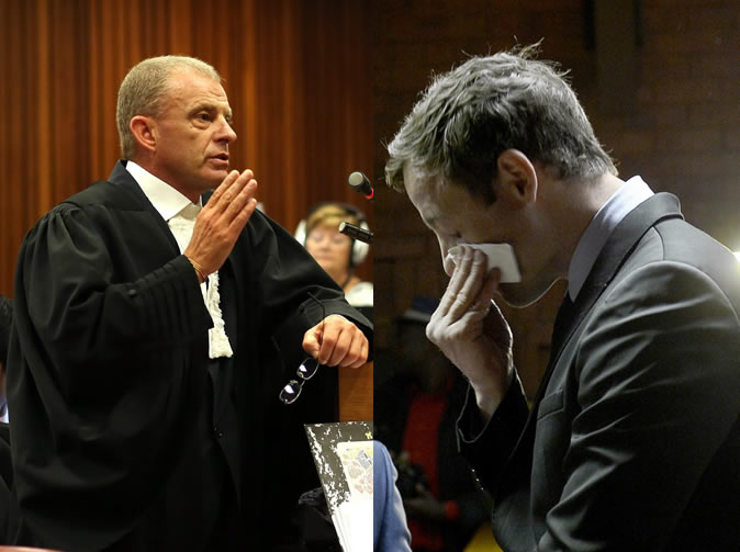 Pistorius prosecutor Gerrie Nel reported to the Human Rights Commission