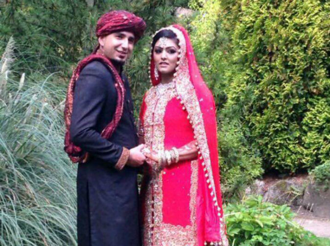 Woman strangled and stabbed for marrying outside family