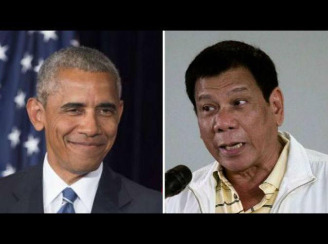 Philippines president now regrets calling Obama a 'son of a b****'