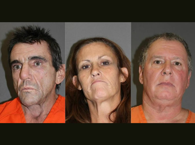 Trio arrested for turning girl into 'a drug-addicted prostitute'