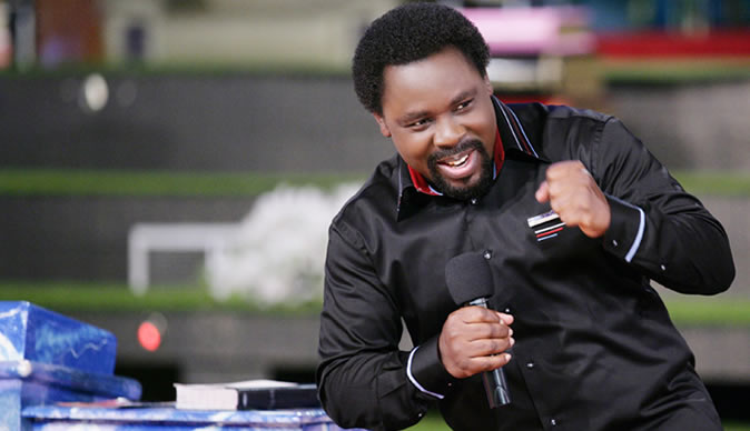 TB Joshua banned for being 'an agent of satan'