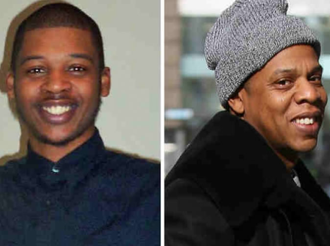 Rapper claims Jay Z is his biological father