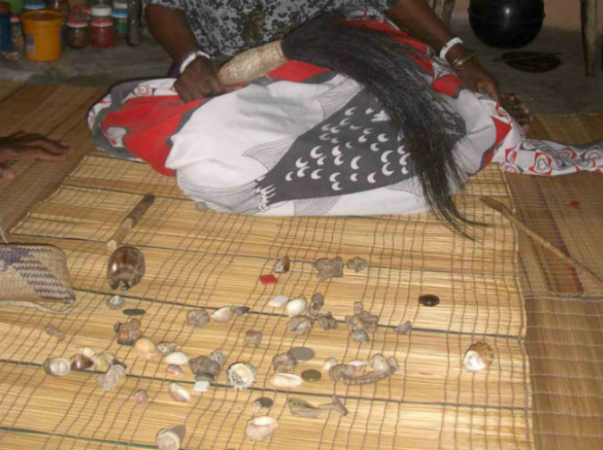 Traditional healer conned