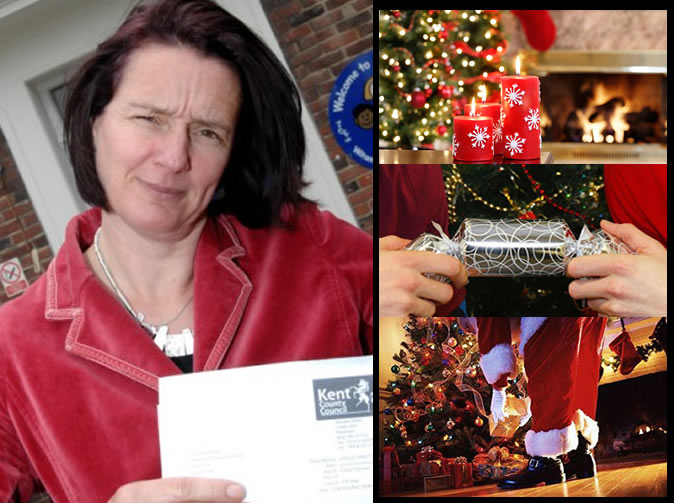 School head bans pupils from talking about Xmas til December