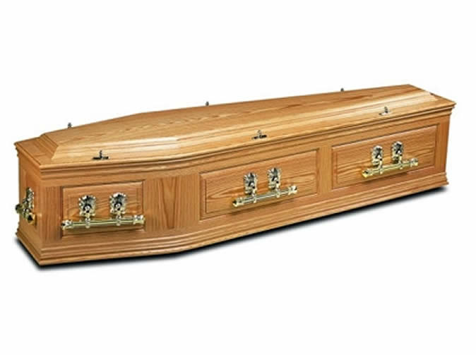 Undertaker faints when 'dead' woman opens coffin lid