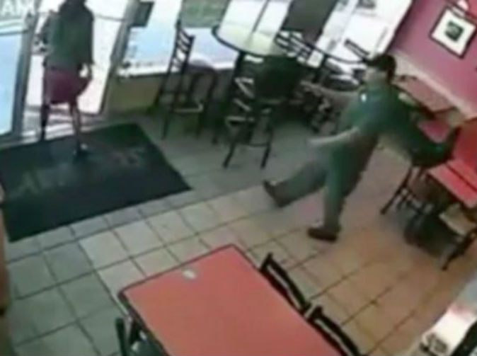 Woman 'gives birth in Subway toilet', walks out leaving baby behind