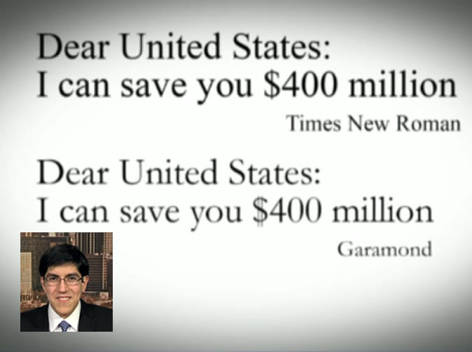 14-year-old has simple idea that could save government $400m