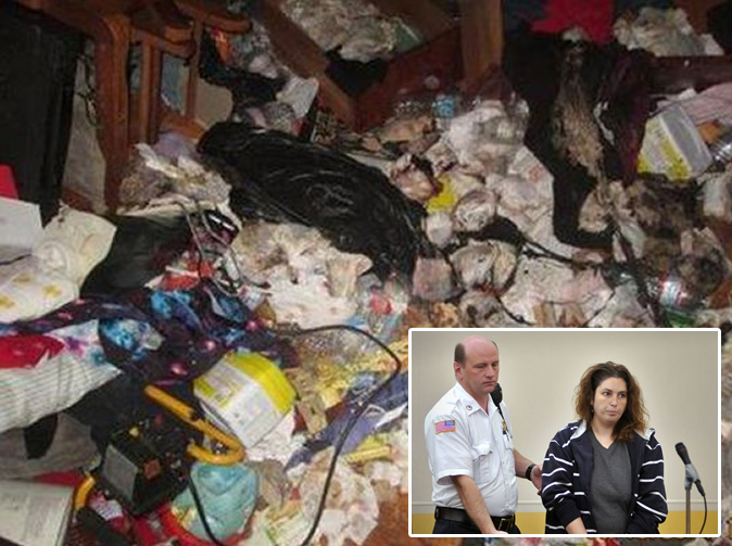 Three dead babies found in filthy rat-infested home