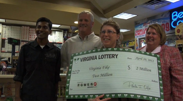US Woman wins lottery twice in a day!