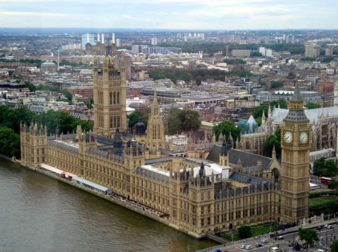 UK's Houses of Parliament to close for 6 years for £4,000,000,000 refurbishment
