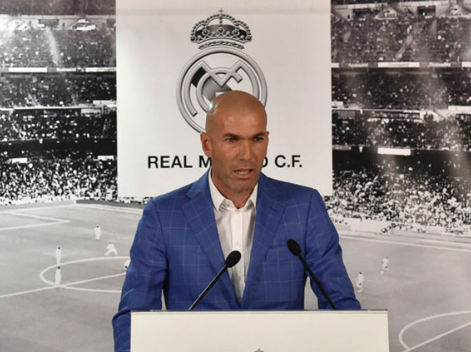 Zinedine Zidane has triumphant start as Real Madrid coach